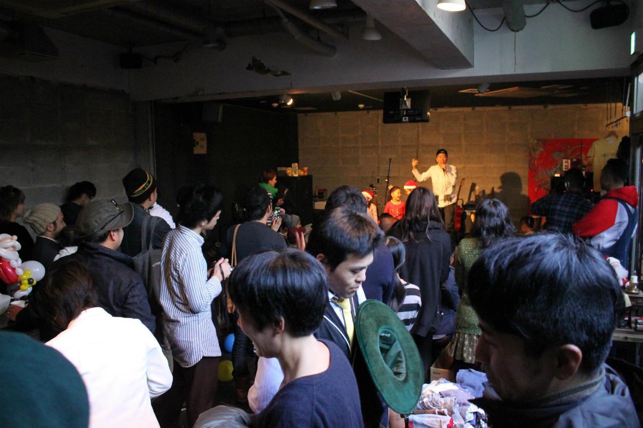 N.O.B.U!!ライブ風景